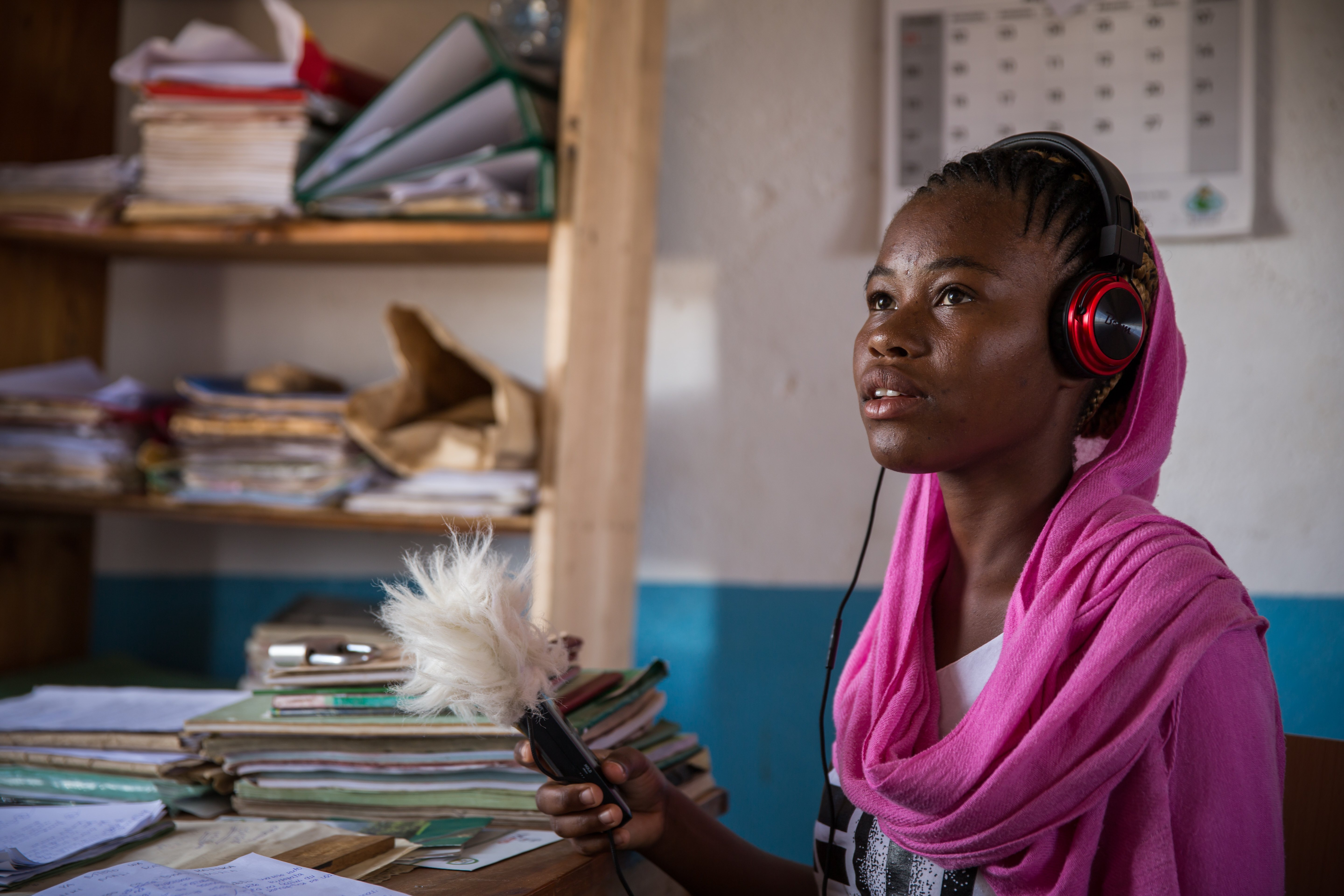 Young Women Using Citizen Journalism To Fight Sexual